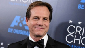 "FILE - In this May 31, 2015, file photo, Bill Paxton arrives at the Critics' Choice Television Awards at the Beverly Hilton hotel in Beverly Hills, Calif. A family representative said prolific and charismatic actor Paxton, who played an astronaut in ""Apollo 13"" and a treasure hunter in ""Titanic,"" died from complications due to surgery. The family representative issued a statement Sunday, Feb. 26, 2017, on the death. (Photo by Richard Shotwell/Invision/AP, File)"