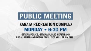 Public meeting in Kanata tonight to discuss rise i