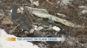 TSB announces findings in crash