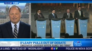 CTV News Channel: O'Leary won't attend debate