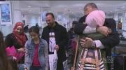 CTV Montreal: Syrian refugees reunite