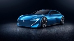 Peugeot Instinct concept car. (Courtesy of Peugeot)