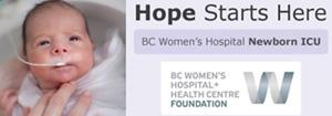 Hope Starts Here mobile banner