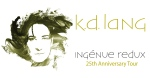 Win a pair of tickets to see KD Lang at the NAC!