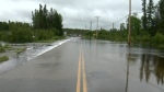 Despite the recent mild weather, the risk of flooding remains fairly high in much of southern Manitoba. (File Photo)