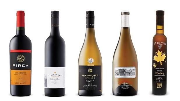 Natalie MacLean's Wines of the Week for Feb. 27