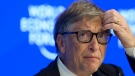 Co-Chair of the Bill & Melinda Gates Foundation Bill Gates speaks during a plenary session at the 47th annual meeting of the World Economic Forum, WEF, in Davos, Switzerland, Thursday, Jan. 19, 2017. (Gian Ehrenzeller/Keystone via AP)
