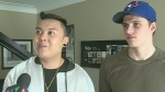 CTV Windsor: Internet sensation Ray Ligaya