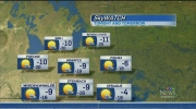 Skywatch Forecast at Six, February 27