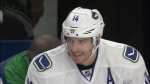 The Canucks trade popular veteran Alex Burrows to Ottawa after 12 seasons in Vancouver.