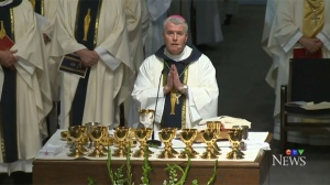 William McGrattan is the new Catholic Bishop of Calgary.