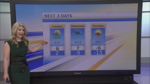CTV Morning Live Weather Feb 28