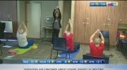 Community Connection: Blind Yoga
