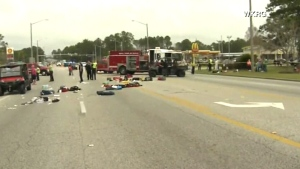 Mardi Gras crash in Alabama
