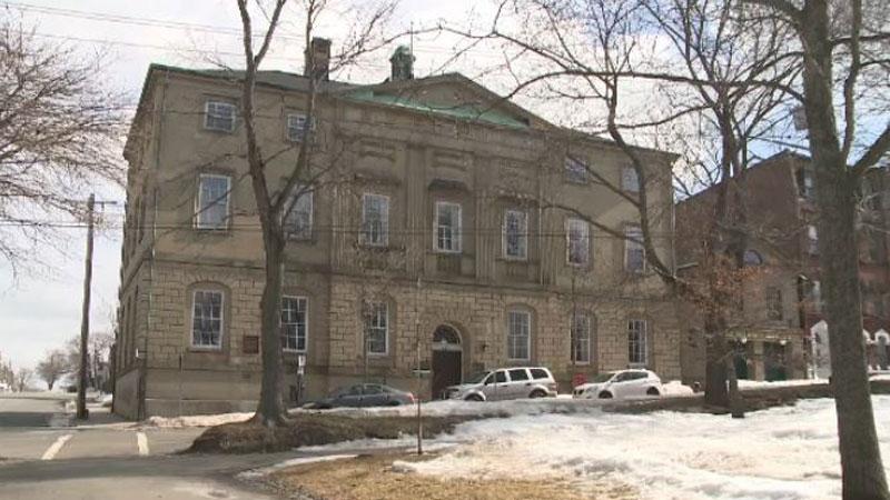 historic Saint John courthouse