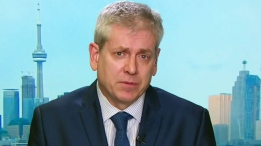 NDP leadership candidate Charlie Angus