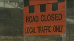 It's official: Niska Road bridge closed