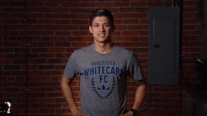 Prolific scorer Fredy Montero is ecstatic to don his Whitecaps uniform.