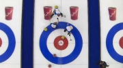 Team Koe will make their way to Newfoundland on Wednesday for the brier.