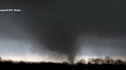 21 twisters tear through five U.S. states overnigh