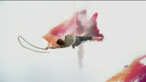 CTV Montreal: What's On: Cirque's new show