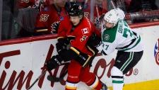 Calgary Flames' Jyrki Jokipakka