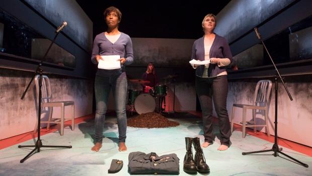 Smyth/Williams, Theatre Passe Muraille