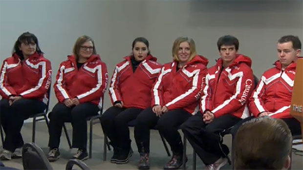Canada has the third largest team competing in the 2017 Special Olympics World Winter Games in Austria.