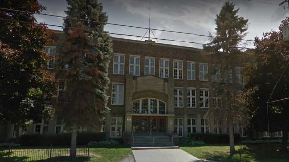 H.B. Beal Secondary School. (Google Maps)