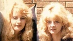 Anna and Kym, two sisters who have been missing for over thirty years, are seen in these handout photos.