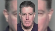 Priest Brian Boucher was arrested in 2017 on multiple charges of sex crimes.