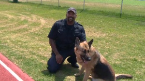 Guelph Police Const. Neil Moulton is seen in this file image taken from video.