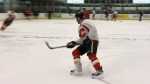 Curtis Lazar - Calgary Flames debut