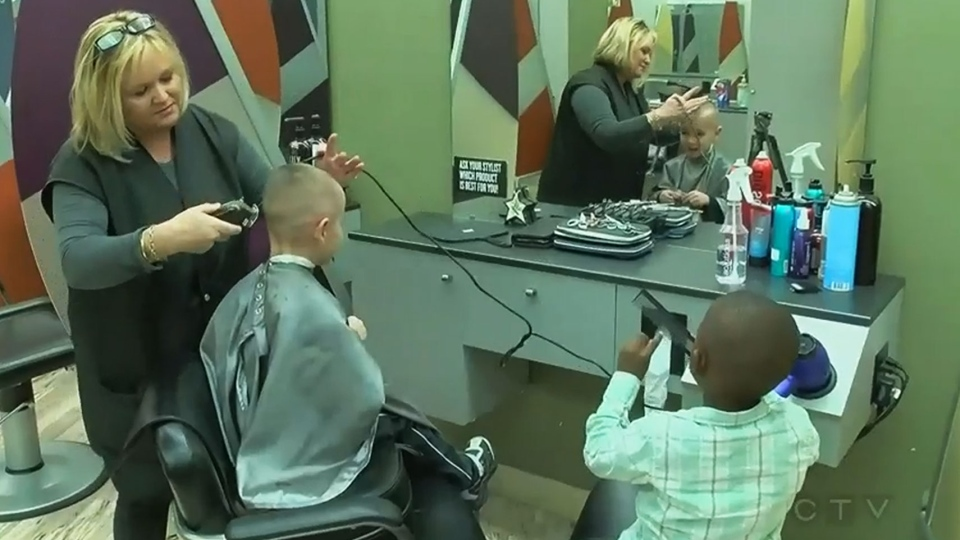How A 5 Year Old Boys Haircut Wish Teaches A Lesson About Racism