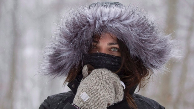 Extreme cold warning issued