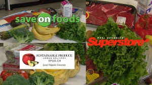 online groceries