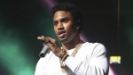 Trey Songz is seen performing during the Power 99 Powerhouse 2016 in Philadelphia on Oct. 28, 2016. (Photo by Owen Sweeney/Invision/AP, File)