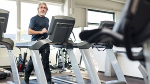 Parkinson's patients who several  minutes of exercise a week can slow progression of the condition.(nullplus / Istock.com)
