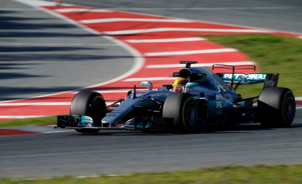 F1 drivers embrace bruises that come with faster cars for Embrace by mercedes benz