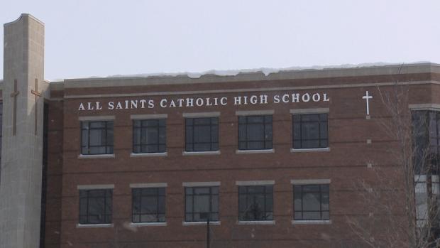 All Saints Catholic High School