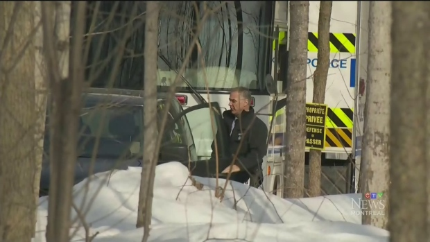 CTV Montreal: Fatal police altercation