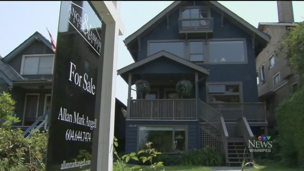 Canada Existing Home Sales Fall 1.7% in April