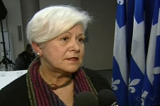 "Former PQ Minister Louise Harel has raised some eyebrows with her comment that fewer boroughs could mean ""ethnic cities."" (Mar. 11, 2009)"