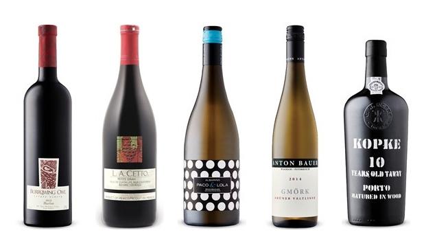 Natalie MacLean's Wines of the Week for Mar. 6