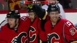 The Flames are the hottest team in the NHL right now.