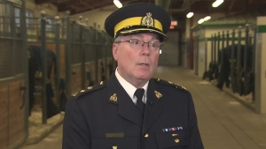 Extended interview with Supt. Mike Côté, Officer i