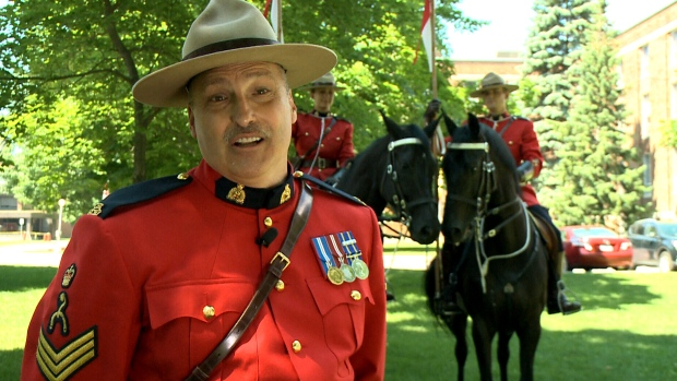 RCMP officer removed from Musical Ride over horse abuse allegations