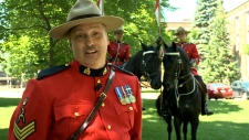 RCMP Sgt. Maj. Marc Godue