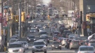 Traffic in London, Ont, on Monday, March 6, 2017. (Daryl Newcombe / CTV London)