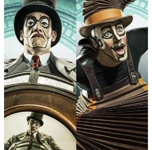 Kurios by Cirque du Soleil - characters 1b